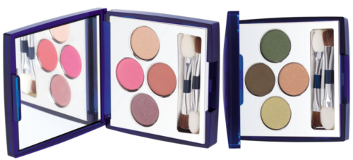 Chambor Luminous Eye Shadow Quartet