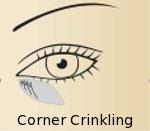 Corner Crinkling