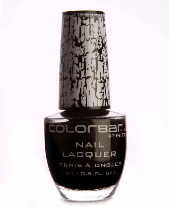 Colorbar Nail Crackle