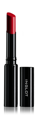 Inglot Slim gel lipstick no 49 - Cherry passion! Rs. 680
