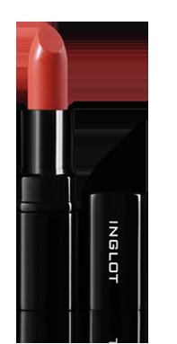 Inglot lipstick no 107 - bubbly orange! Rs. 550