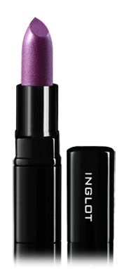Inglot lipstick no 201 - groovy grape! Rs. 550