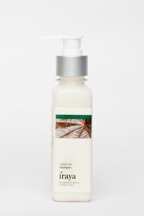 Iraya Castor Oil Shampoo
