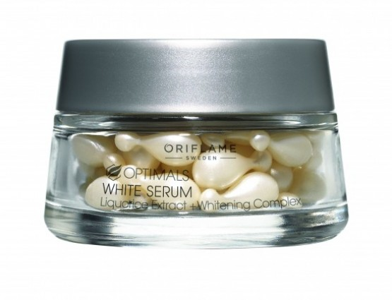 Oriflame Optimals White Serum