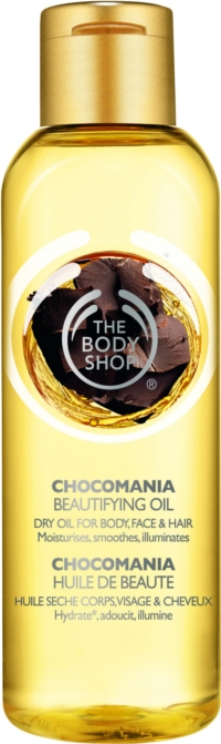 The Body Shop Beautifying Oil - Chocomania Oil