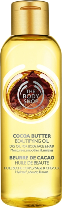 The Body Shop Beautifying Oil -Cocoa Oil