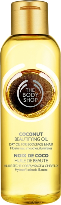 The Body Shop Beautifying Oil - Coconut Oil