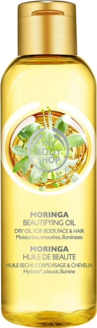 The Body Shop Beautifying Oil - Moringa Oil