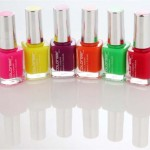 Colorbar Cocktail Brights Range Nail Shades 6 Shaces