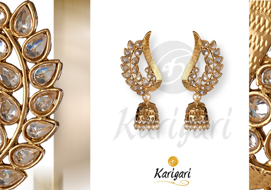 Karigari Ear Rings Design 2