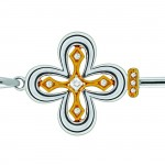 Key Pendant Design #7