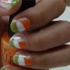 Nail Art Design for Independence Day