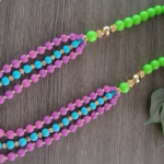 Necklace Collection - All Things Neon - Mansi Choksi - Design #13