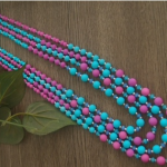 Necklace Collection - All Things Neon - Mansi Choksi - Design #5