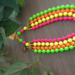 Necklace Collection - All Things Neon - Mansi Choksi - Design #6