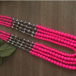 Necklace Collection - All Things Neon - Mansi Choksi - Design #9