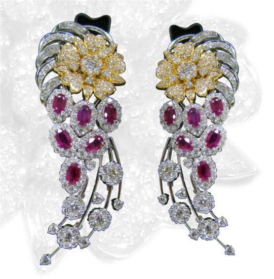 Ear Jewellry by Preeti Agarwal