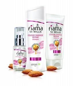 Fiama Di Wills Shampoo - Mild Shampoo for Monsoon Hair Care