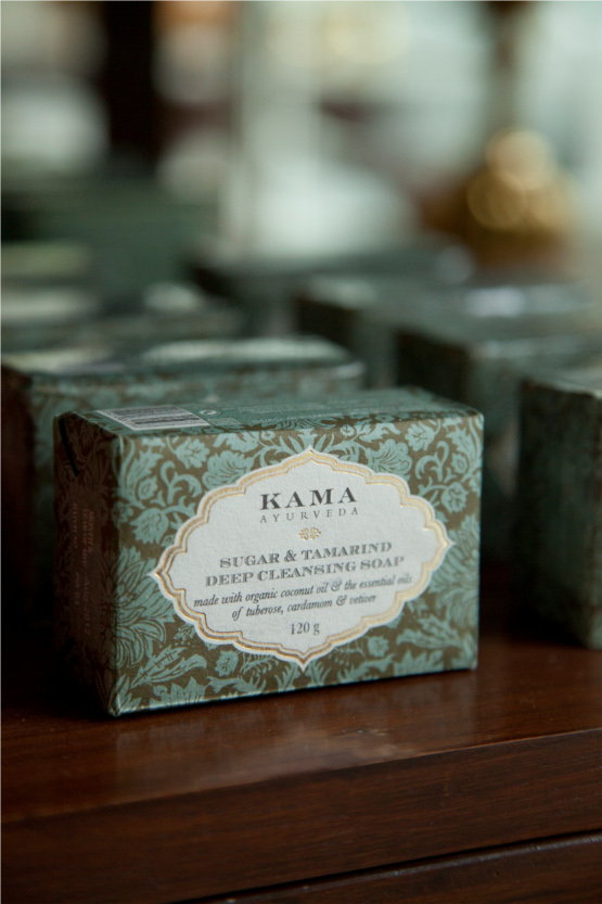 Kama Ayurveda Home Made Soap