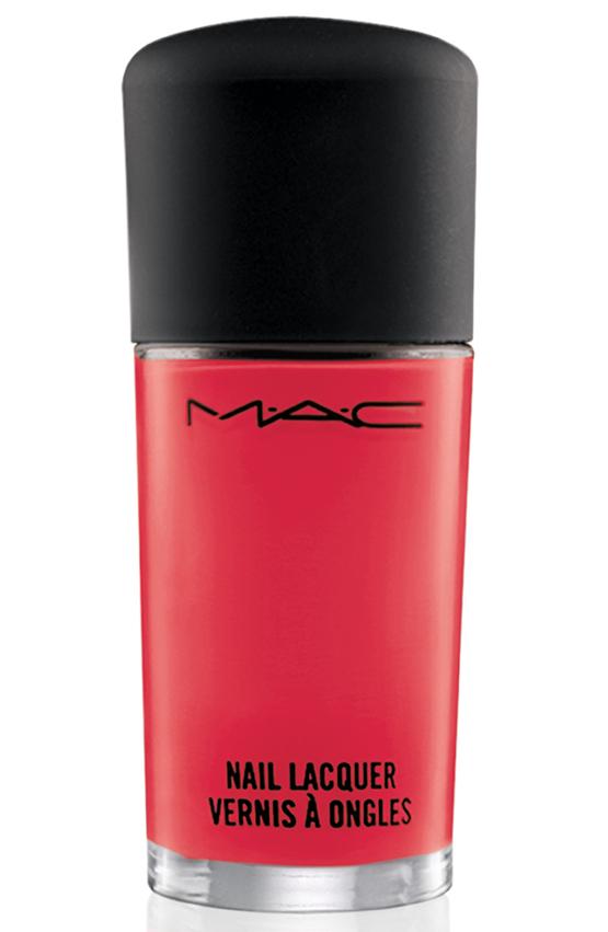 MAC Fashion Sets Nail Lacquer Impassioned