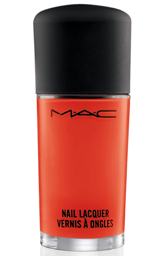 MAC Fashion Sets Nail Lacquer Morange