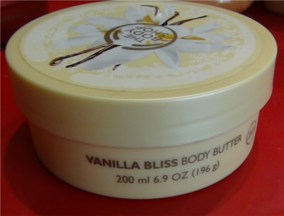 Vanilla Bliss Body Butter