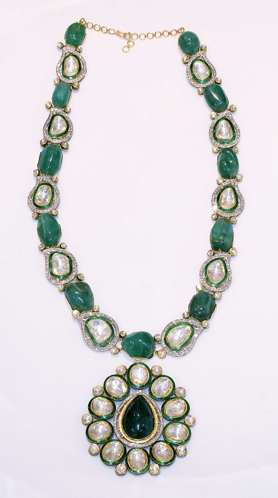 Beautiful Necklace from Falguni Mehta Collection