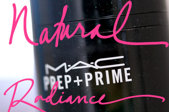MAC Prep Prime Natural Radiance