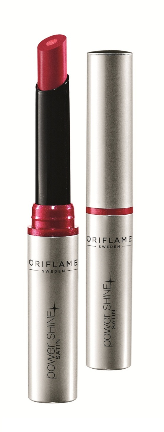 Oriflame Power Shine Satin Lipstick