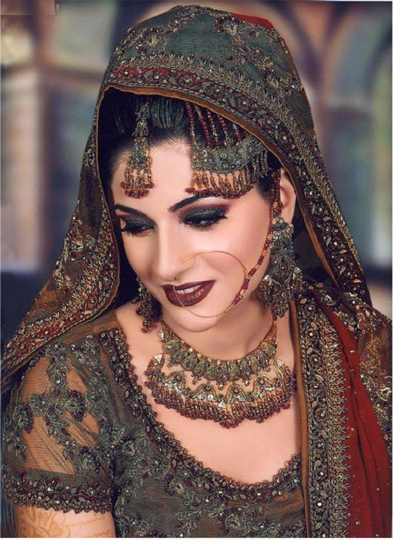 Gallery For > Muslim Bride Images
