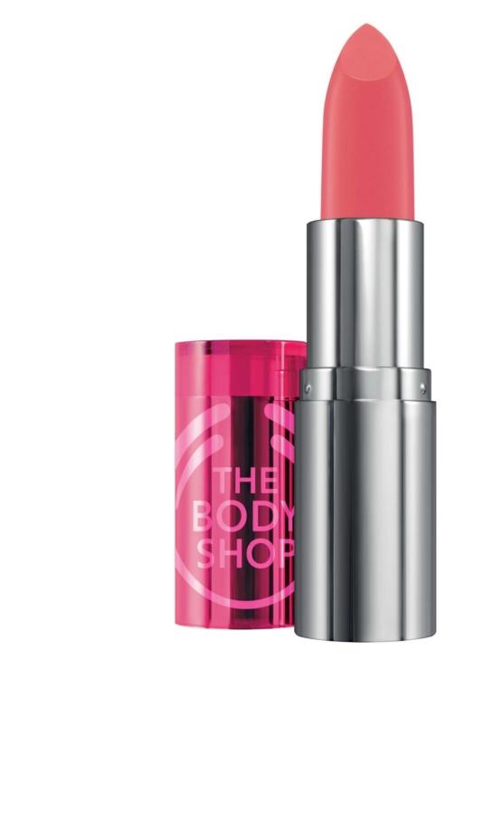 The Body Shop Colour Crush Matt Lipstick Blushing Pink