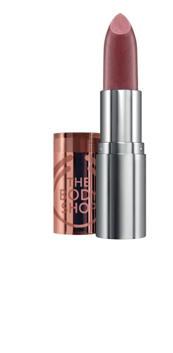 The Body Shop Colour Crush Pearlised Lipstick Darling Blush