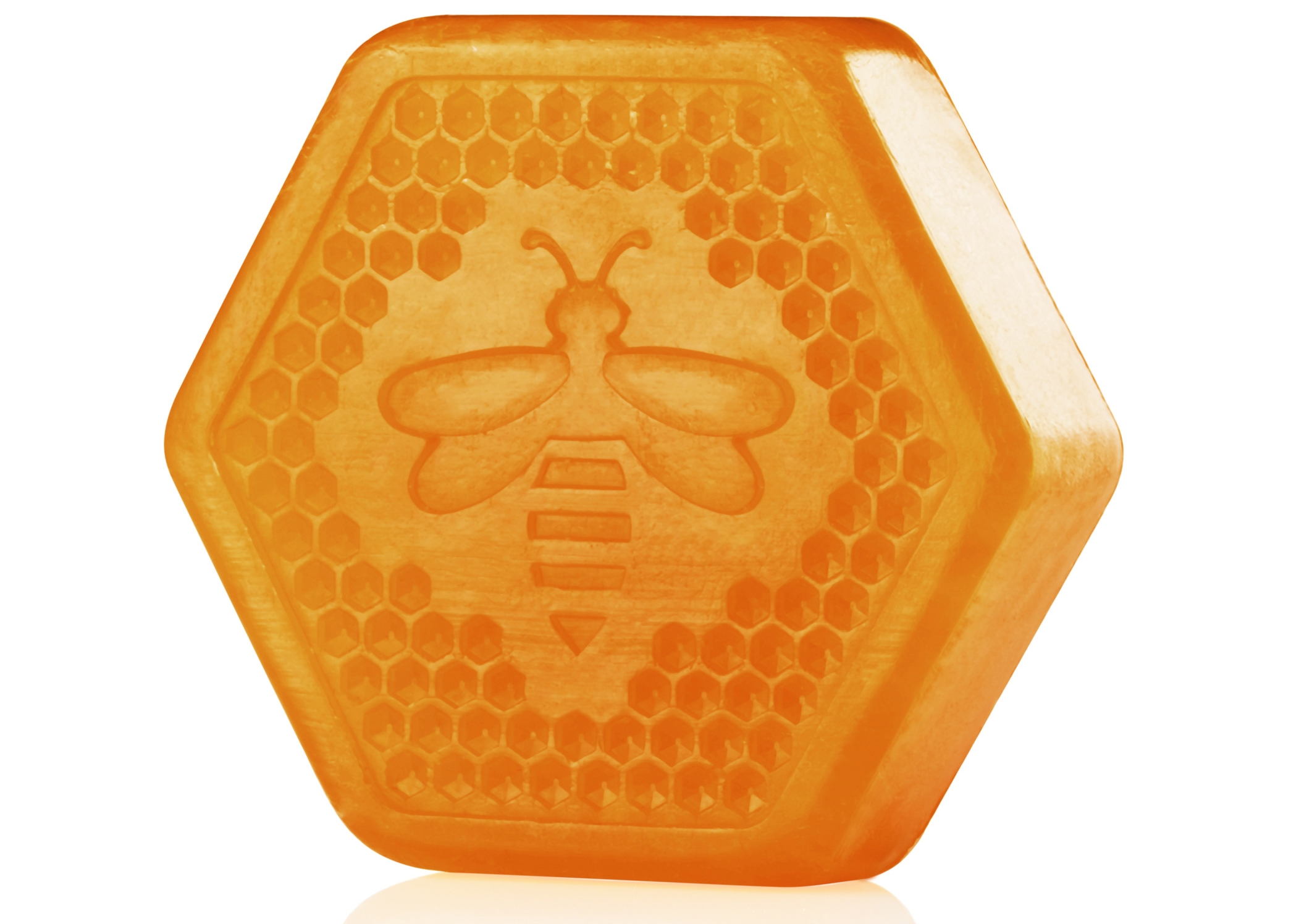The Body Shop Honeymania Beeswax Soap