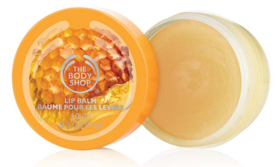 The Body Shop HoneyMania Range