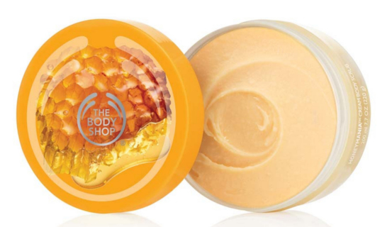 The Body Shop Honeymania Scrub