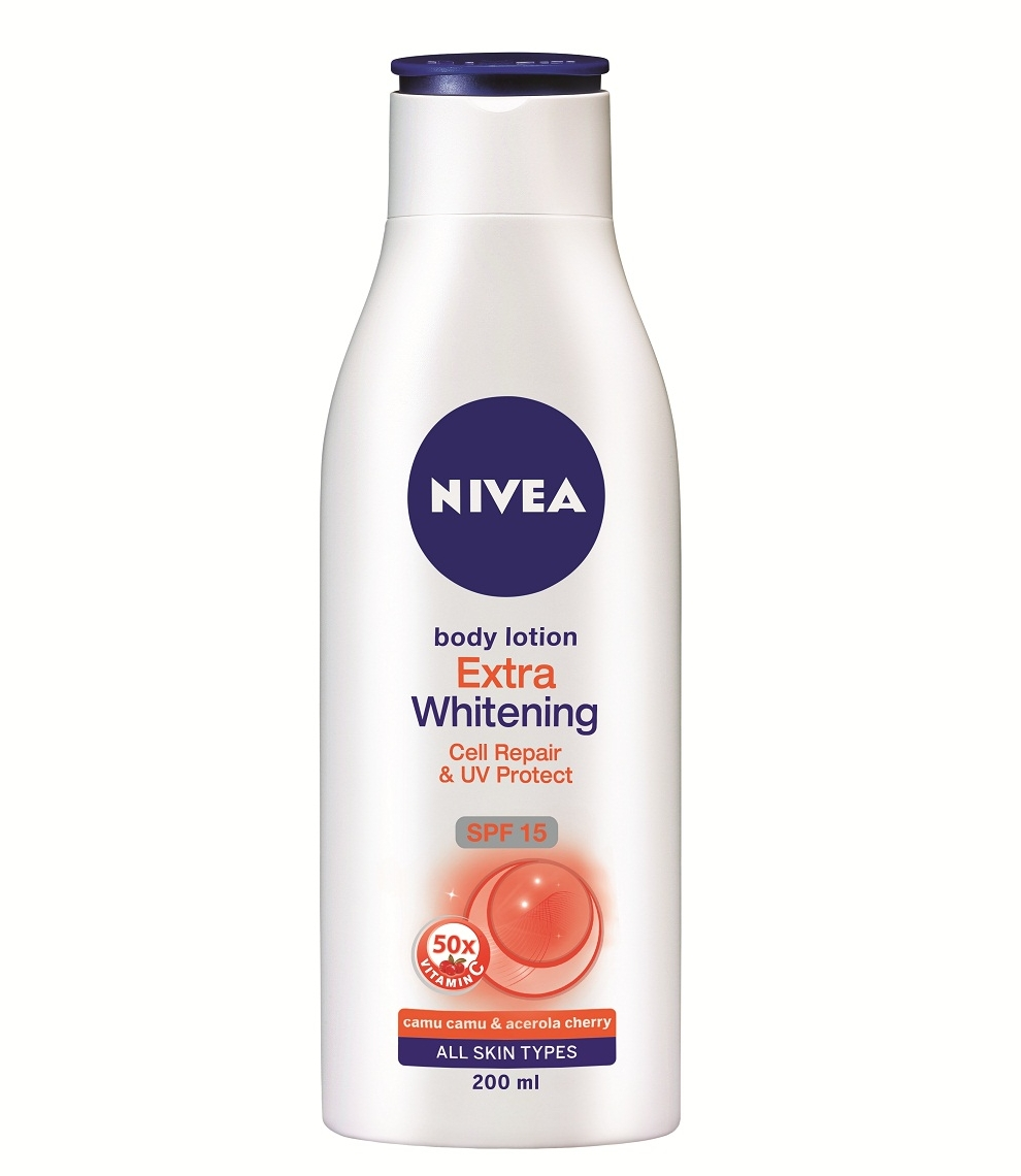 Nivea Extra Whitening Body Lotion