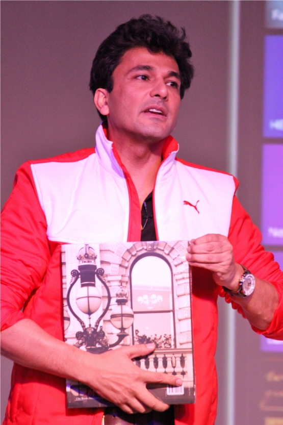 Chef Vikas Khanna Talks About his Book