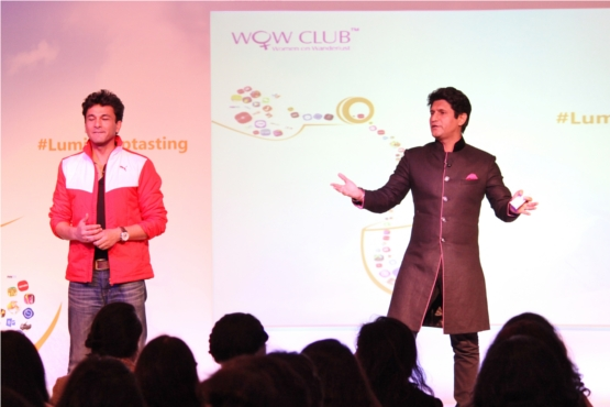 Rajiv Makhni engages a blogger