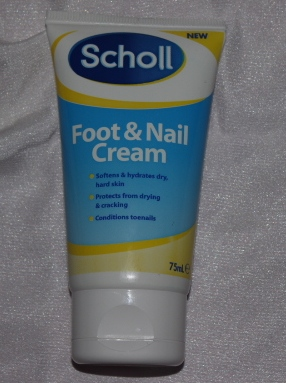 Scholl Foot and Nail Cream