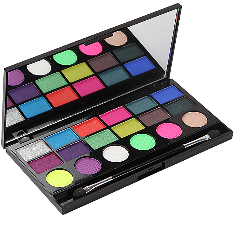 Makeup Revolutions London Ultimate Colour Chaos Palette