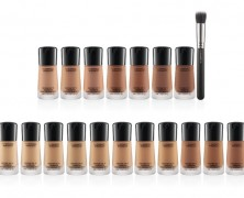 MAC Mineralize Moisture Fluid Foundation