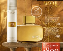 More by Demi New Premium Fragrance by Oriflame